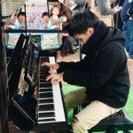 【ストリートピアノ #38】F.リスト / ラ・カンパネラ S.141【問屋町テラス】