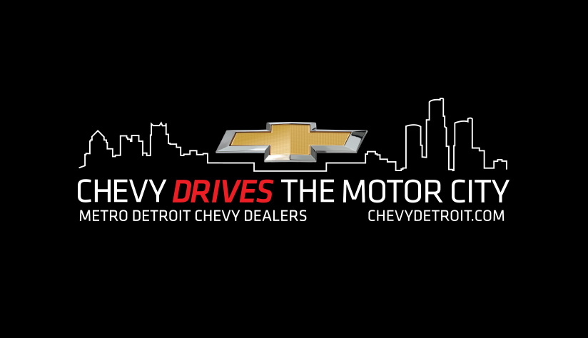 Chevy Drives the Motor City, and We Drive Their Messaging - Metro Detroit Chevy Dealers