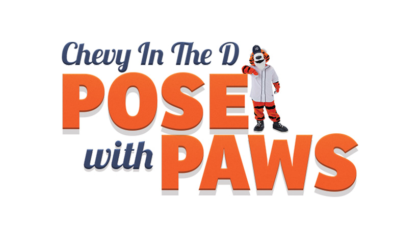 Pose with Paws Mixed Media Campaign , Metro Detroit Chevy Dealers