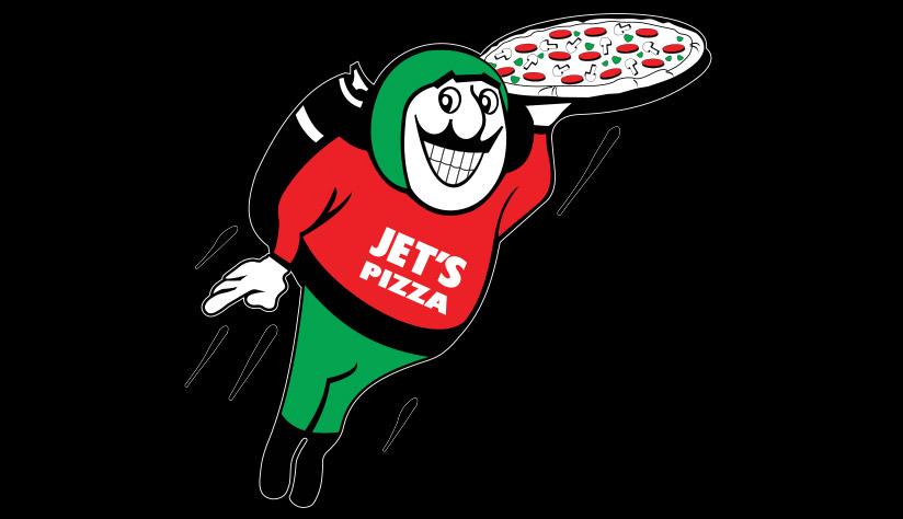 Brand Development & Implementation , Jet's Pizza