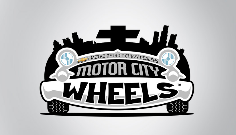 Motor City Wheels Mascots , Metro Detroit Chevy Dealers