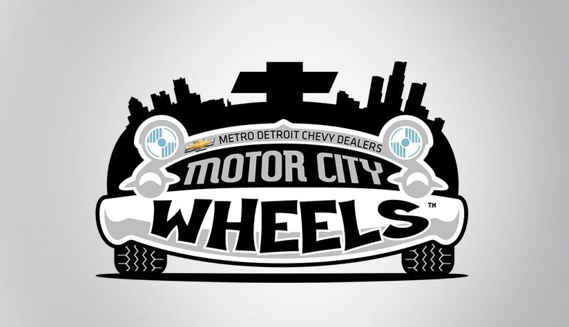 Motor City Wheels Mascots , Metro Detroit Chevy Dealers