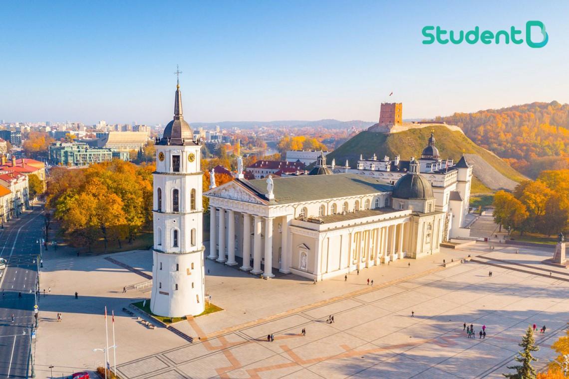 Lithuanian capital