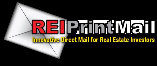 REI PrintMail Logo