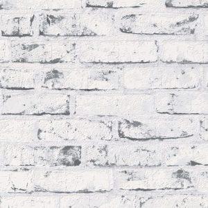 Tapeter Bricks & Planks 9078-37 9078-37 Mönster