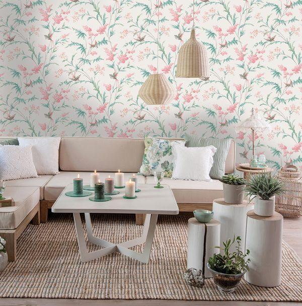 Tapeter Enchanted Garden 98920 98920 Interiör