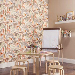 Tapeter Dwell Studio Baby & Kids DW2303 DW2303 Interiör