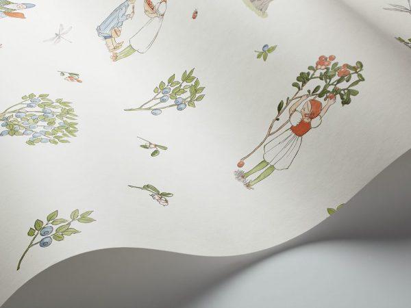 Tapeter Scandinavian Designers Mini Putte 6234 6234 Interiör alternativ