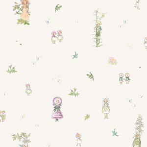 Tapeter Scandinavian Designers Mini Blomsterfesten 6236 6236 Mönster