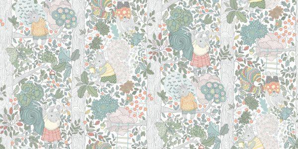 Tapeter Scandinavian Designers Mini Charlie 6251 6251 Mönster