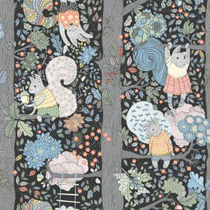 Tapeter Scandinavian Designers Mini Charlie 6252 6252 Mönster