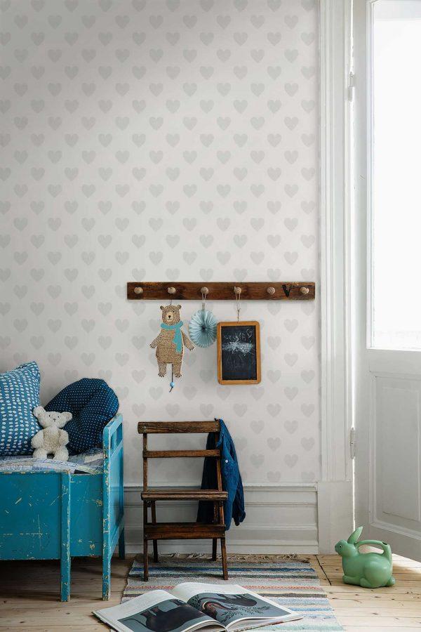 Tapeter Scandinavian Designers Mini Sweetheart 6257 6257 Interiör