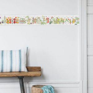 Tapeter Scandinavian Designers Mini Blomsterparaden 6280 6280 Interiör