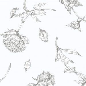 Tapeter Flora Sandbergica Mandaleen 586-01 586-01 Interiör