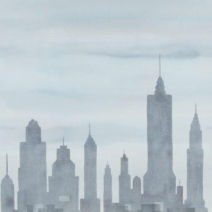 Tapeter New York New York 621-04 621-04 Interiör