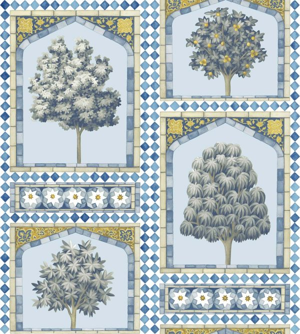 Tapeter Martyn Lawrence Bullard Sultan's Palace 113/10029 113/10029 Mönster