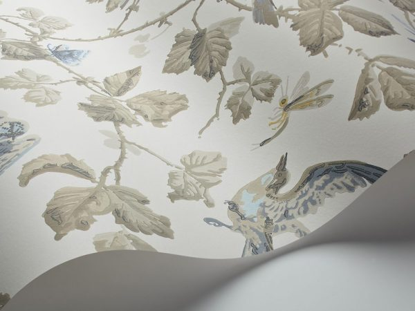Tapeter Archive Anthology Winter Birds 100/2008 100/2008 Interiör alternativ