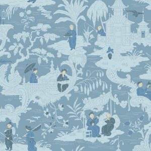 Tapeter Archive Anthology Chinese Toile 100/8038 100/8038 Mönster