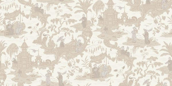 Tapeter Archive Anthology Chinese Toile 100/8039 100/8039 Mönster