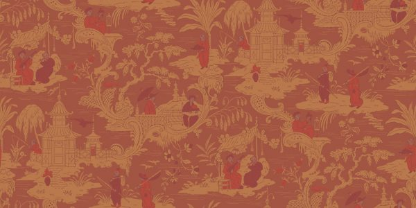 Tapeter Archive Anthology Chinese Toile 100/8041 100/8041 Mönster