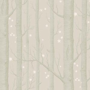 Tapeter Whimsical Woods & Stars 103/11048 103/11048 Mönster