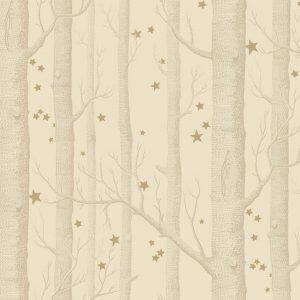 Tapeter Whimsical Woods & Stars 103/11049 103/11049 Mönster