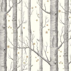 Tapeter Whimsical Woods & Stars 103/11050 103/11050 Mönster