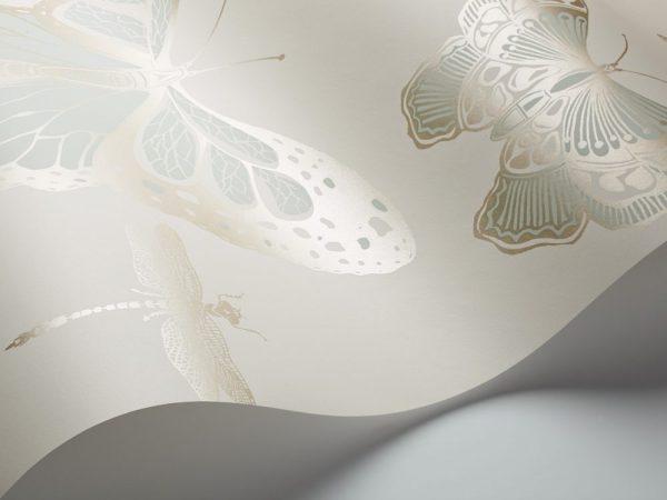 Tapeter Whimsical Butterflies & Dragonflies 103/15065 103/15065 Interiör alternativ