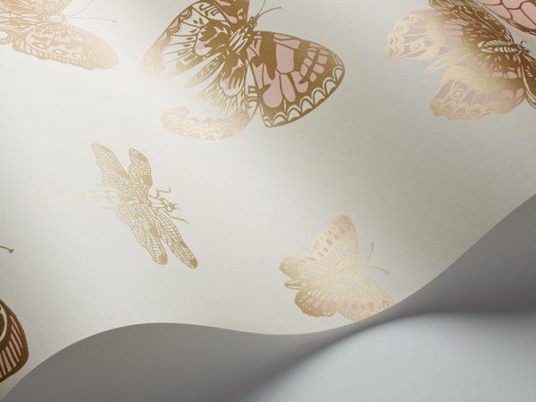 Tapeter Whimsical Butterflies & Dragonflies 103/15066 103/15066 Interiör alternativ