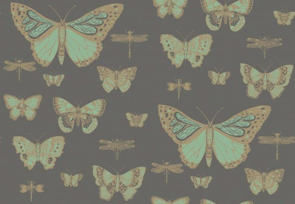 Tapeter Whimsical Butterflies & Dragonflies 103/15067 103/15067 Mönster