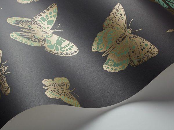 Tapeter Whimsical Butterflies & Dragonflies 103/15067 103/15067 Interiör alternativ