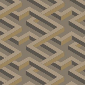 Tapeter Geometric II Luxor 105/1006 105/1006 Mönster