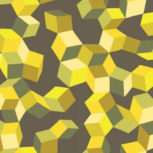 Tapeter Geometric II Puzzle 105/2012 105/2012 Mönster