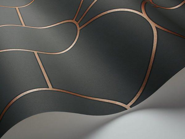 Tapeter Geometric II Riviera 105/6029 105/6029 Interiör alternativ