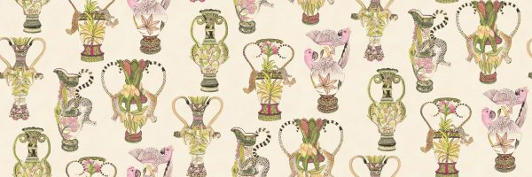 Tapeter Ardmore Khulu Vases 109/12057 109/12057 Mönster