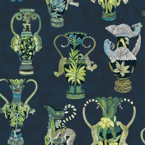 Tapeter Ardmore Khulu Vases 109/12058 109/12058 Mönster