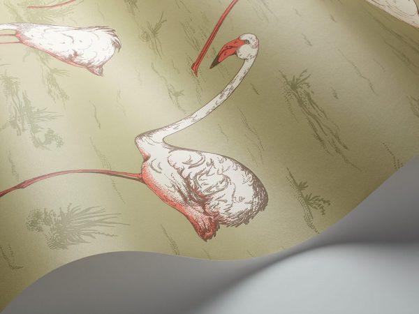 Tapeter Icons Flamingos 112/11038 112/11038 Interiör alternativ