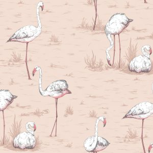 Tapeter Icons Flamingos 112/11039 112/11039 Mönster