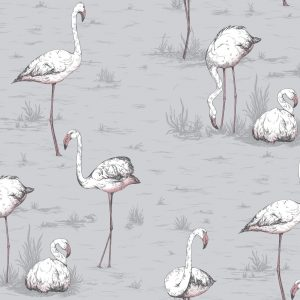 Tapeter Icons Flamingos 112/11040 112/11040 Mönster