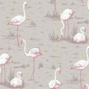 Tapeter New Contemporary Flamingos 66/6042 66/6042 Mönster