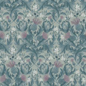 Tapeter In Bloom Thistle 7204 7204 Interiör