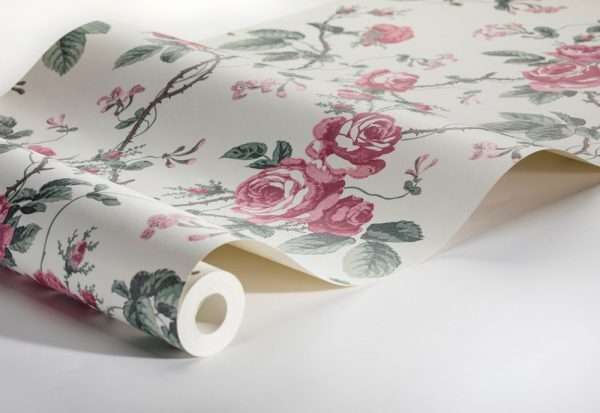 Tapeter In Bloom French Roses 7210 7210 Interiör alternativ