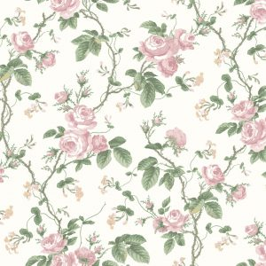 Tapeter In Bloom French Roses 7212 7212 Interiör