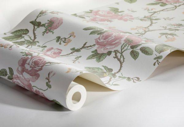 Tapeter In Bloom French Roses 7212 7212 Interiör alternativ