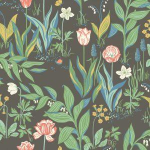 Tapeter In Bloom Spring Garden 7219 7219 Interiör