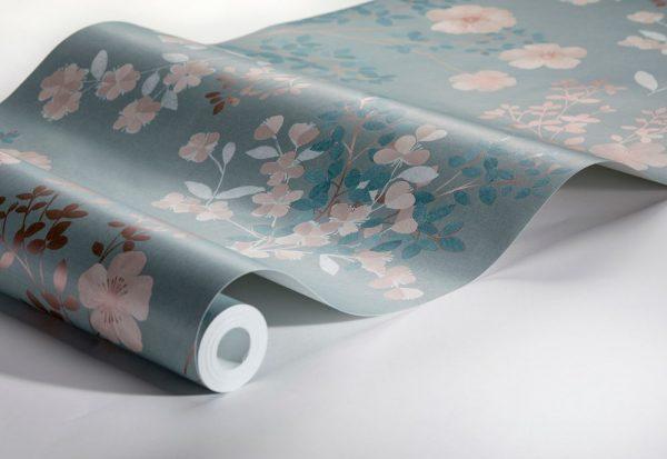 Tapeter In Bloom Prairie Rose 7232 7232 Interiör alternativ