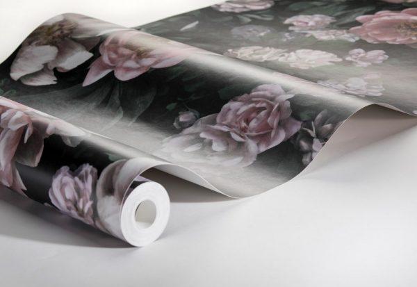 Tapeter In Bloom New Dawn Rose 7234 7234 Interiör alternativ