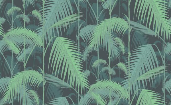 Tapeter Contemporary Restyled Palm Jungle 95/1003 95/1003 Mönster