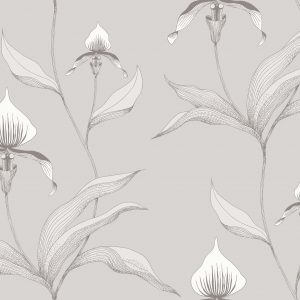 Tapeter Contemporary Restyled Orchid 95/10055 95/10055 Mönster