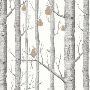Tapeter Contemporary Restyled Woods And Pears 95/5027 95/5027 Mönster